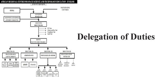Delegation of duties_use